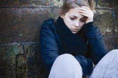 儿童忧郁症打乱无忧年华