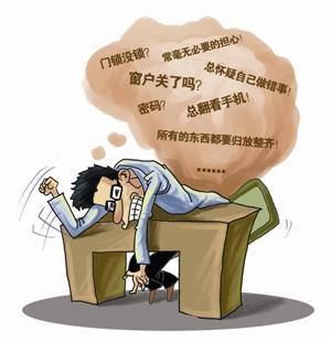 成都强迫症患者会有哪些症状表现