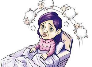 来月经就失眠有什么危害