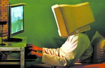 网络成瘾的原因